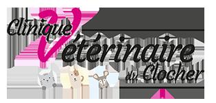 Clinique vétérinaire du Clocher Logo